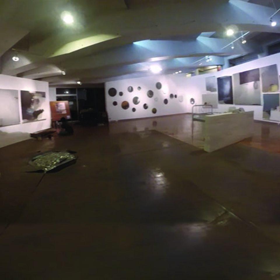 ruang biografi visual- oksigen jawa