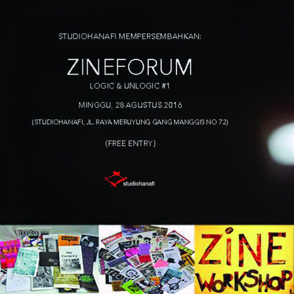 workshop zine