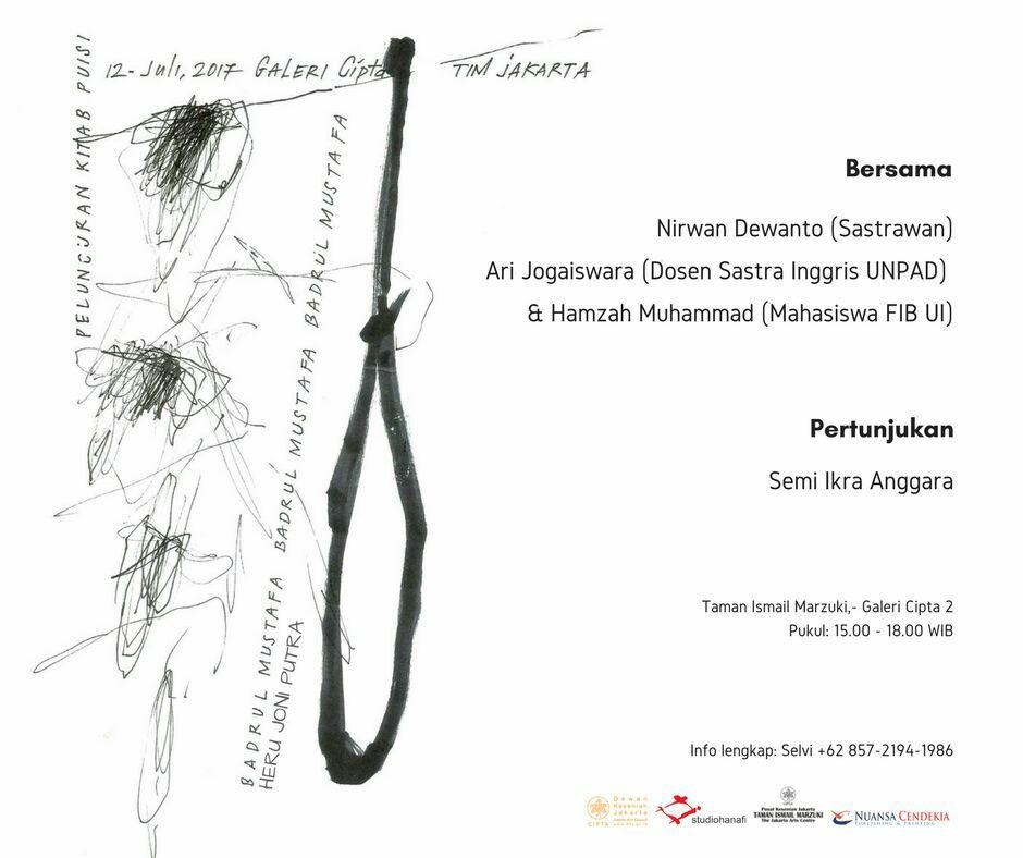 Launching Kitab Puisi Badrul Mustafa