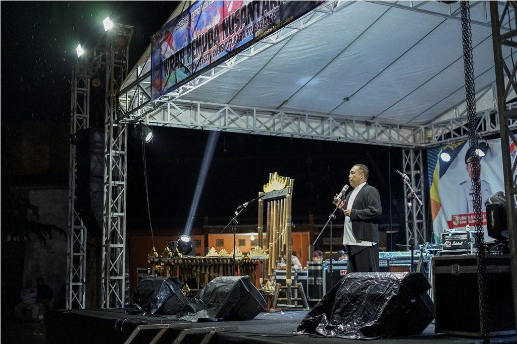 Bupati Tubaba, Umar Ahmad SP Dok: Danis More