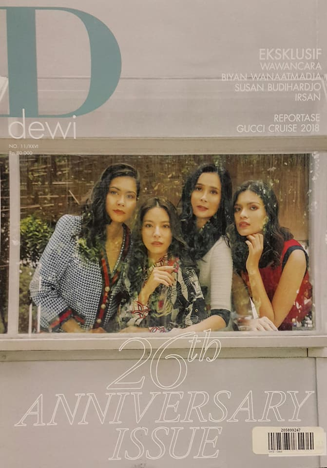 Dewi magazine cover