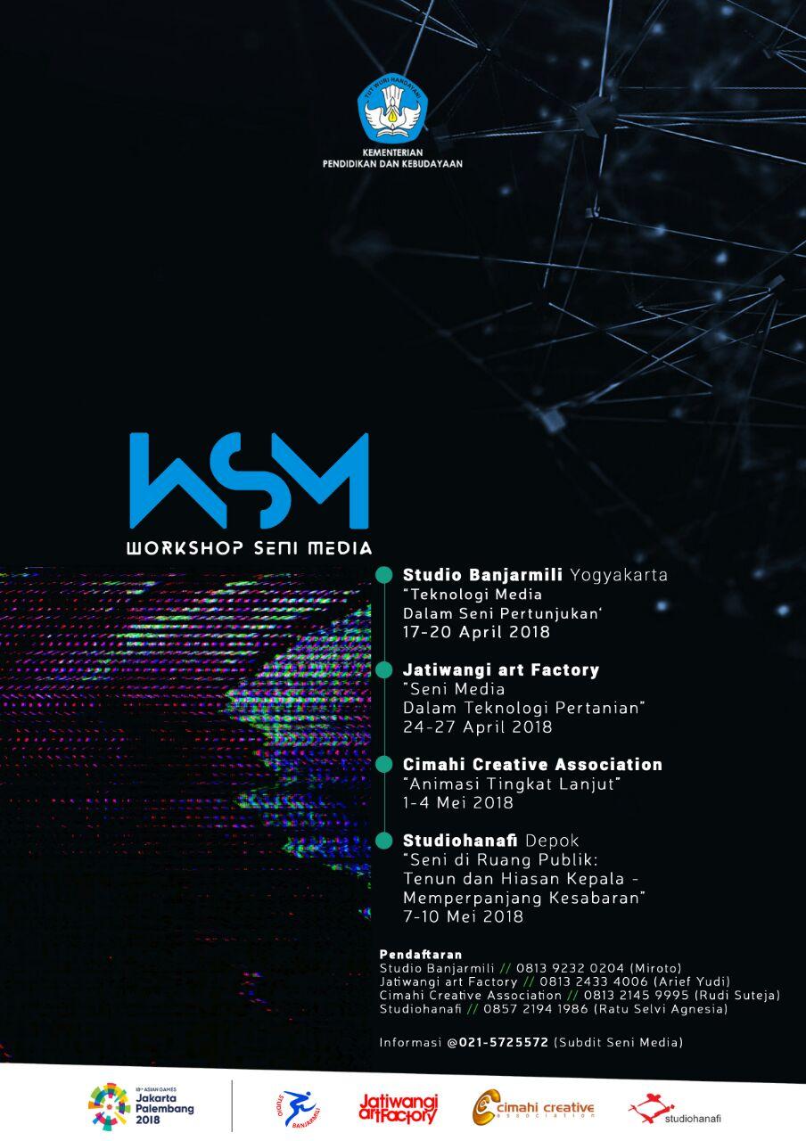 Workshop Seni Media #2