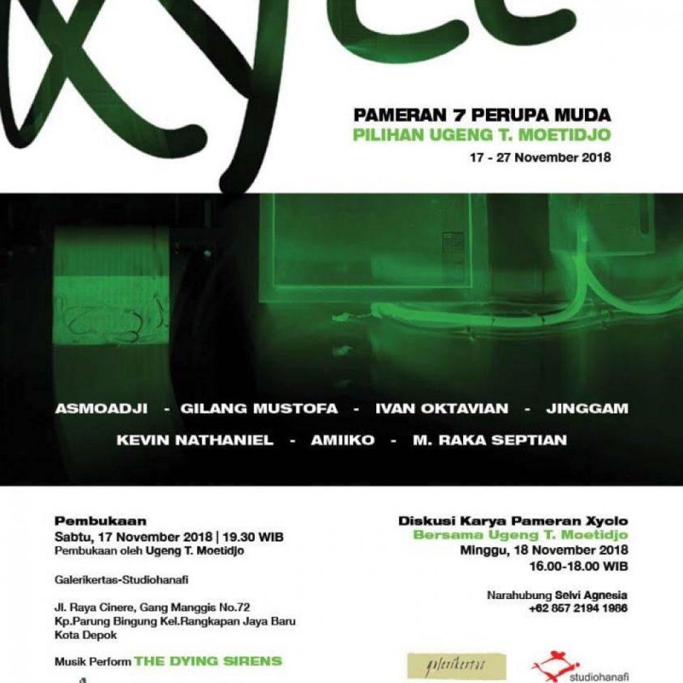 Xyclo poster