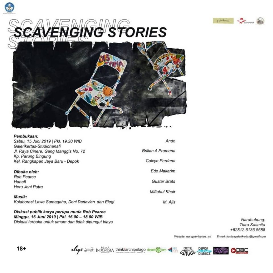 Scavenging Stories